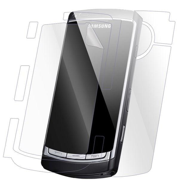Samsung i8910 Omnia HD  Screen Protector / Skins