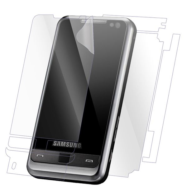 Samsung i900 Omnia  Screen Protector / Skins