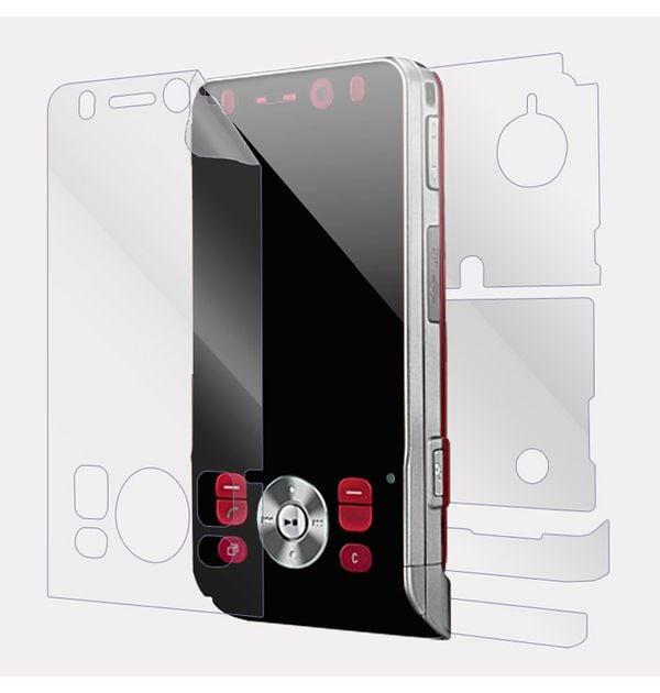 Sony Ericsson W910i Screen Protector / Skins