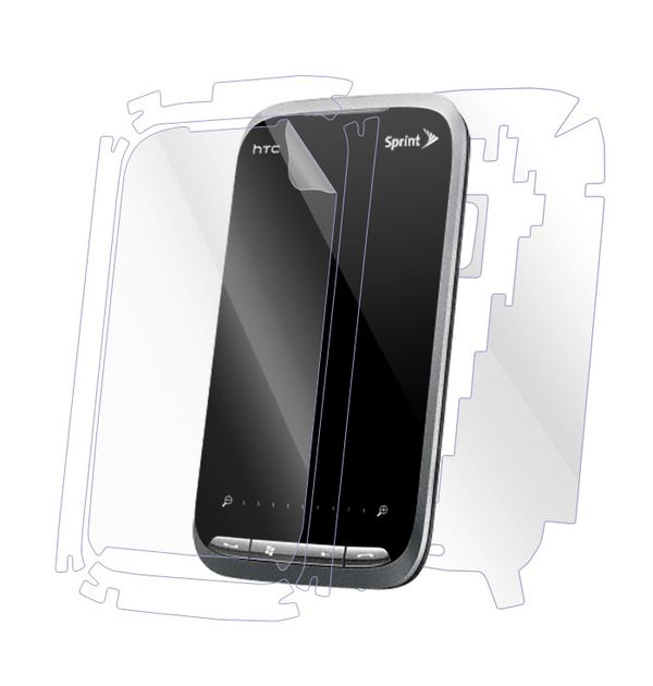 Sprint HTC Touch Pro 2 Screen Protector / Skins