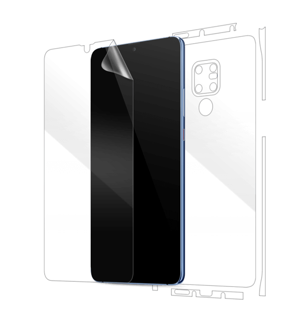 Huawei Mate 20 X Screen Protector