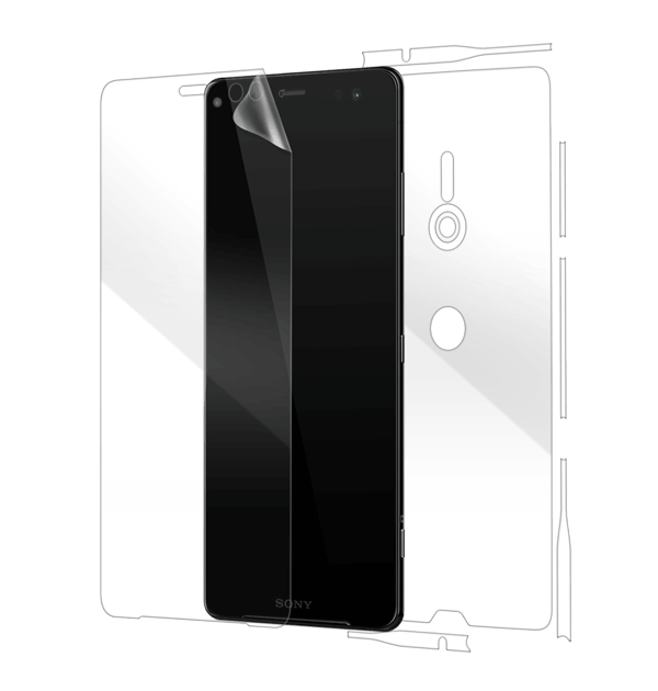 Sony Xperia XZ3 Screen Protector