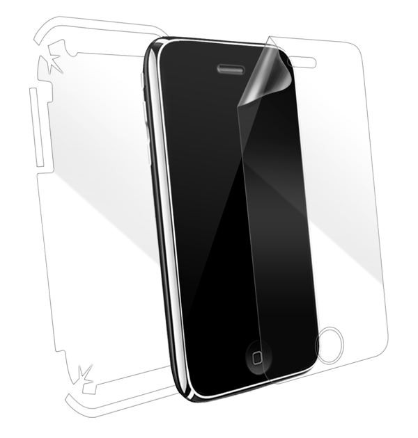 Apple Iphone 3G / 3G S Screen Protector / Skins