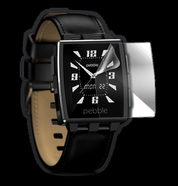 Pebble Steel Smart watch Screen Protector