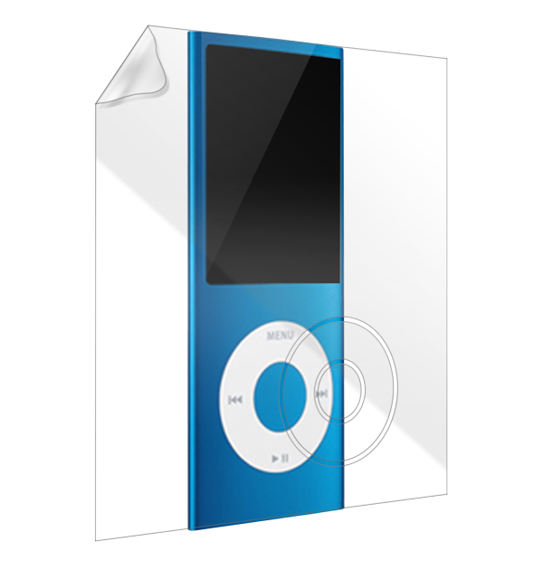 Apple iPod Nano 4G Screen Protector