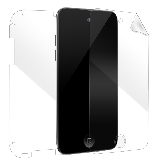 Apple iPod Touch 4G (4th Gen) Screen Protector