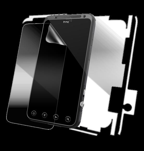 HTC Evo 3D Screen Protector / Skins