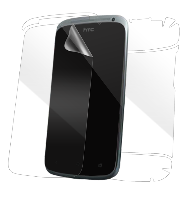 HTC One S Screen Protector / Skins