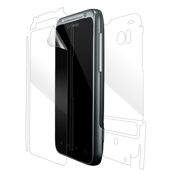 HTC Thunderbolt Screen Protector / Skins