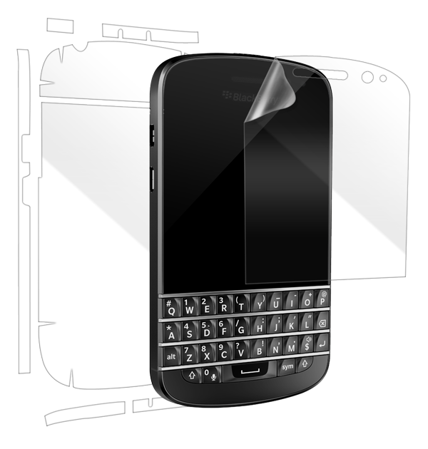 BlackBerry Q10 Screen Protector