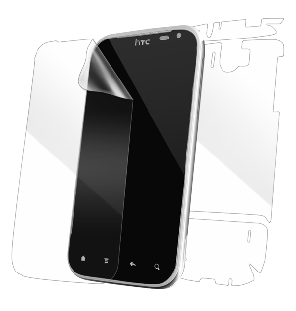 HTC Sensation XL Screen Protector