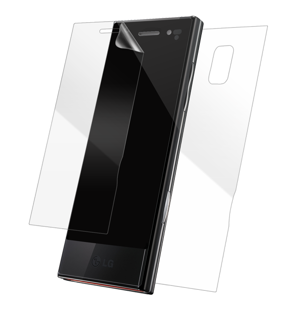 LG Chocolate BL40 Screen Protector / Skins