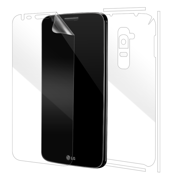 LG G2 Screen Protector