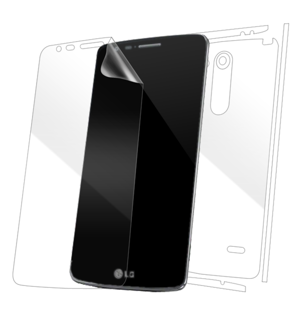 LG G3 Stylus Dual Screen Protector