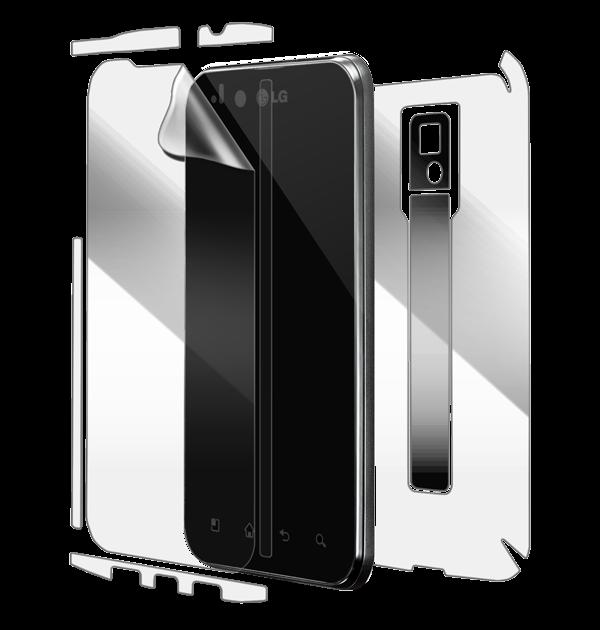 LG Optimus 2X Screen Protector / Skins