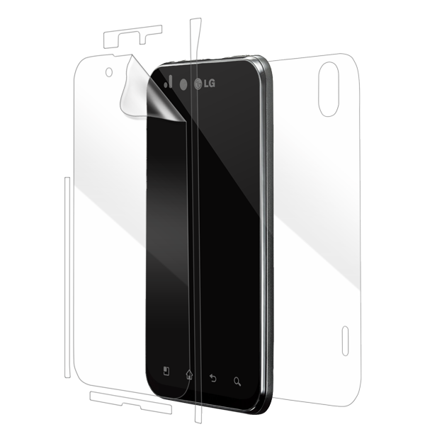 LG Optimus Black P970 Screen Protector / Skins