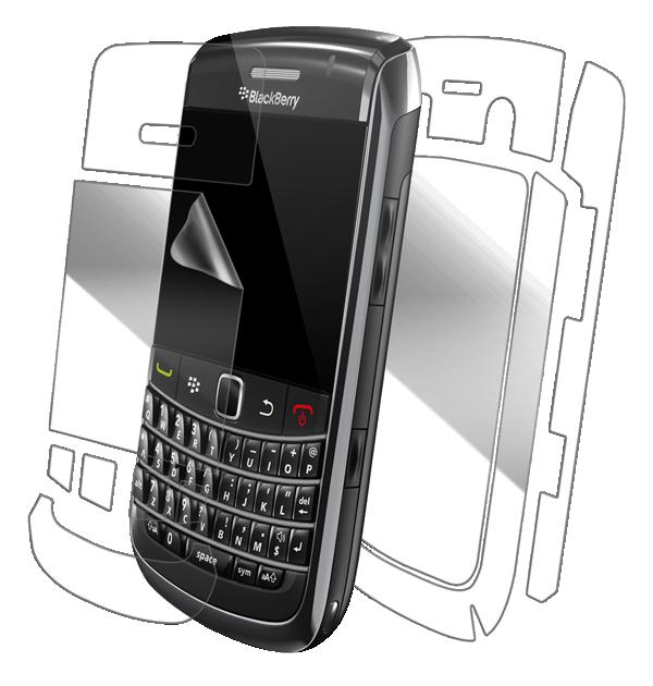 BlackBerry Bold 9780 Screen Protector / Skins