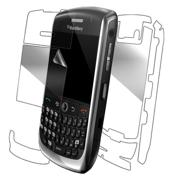 BlackBerry Curve 8900 (Javelin) Screen Protector / Skins