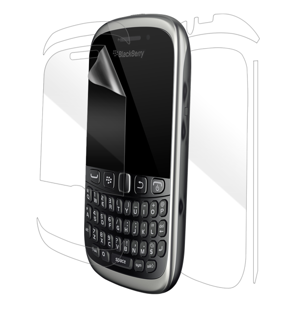 BlackBerry Curve 9320 Screen Protector / Skins