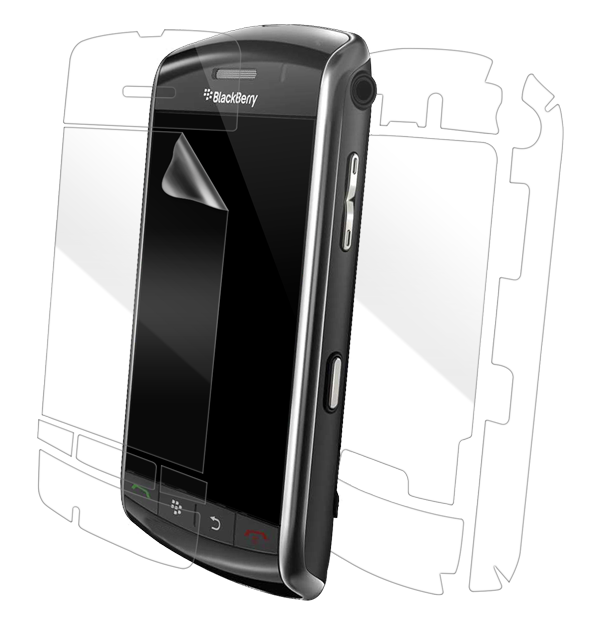 BlackBerry Storm 9500/9530 Screen Protector / Skins