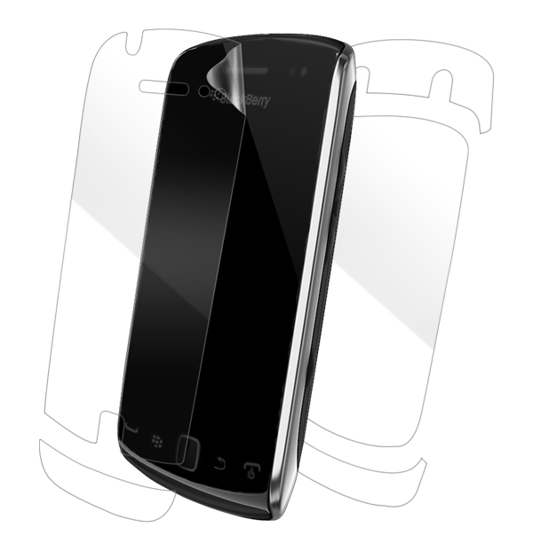 BlackBerry Curve 9380 Screen Protector / Skins