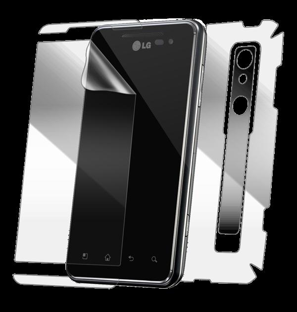LG Optimus 3D P920 Screen Protector / Skins