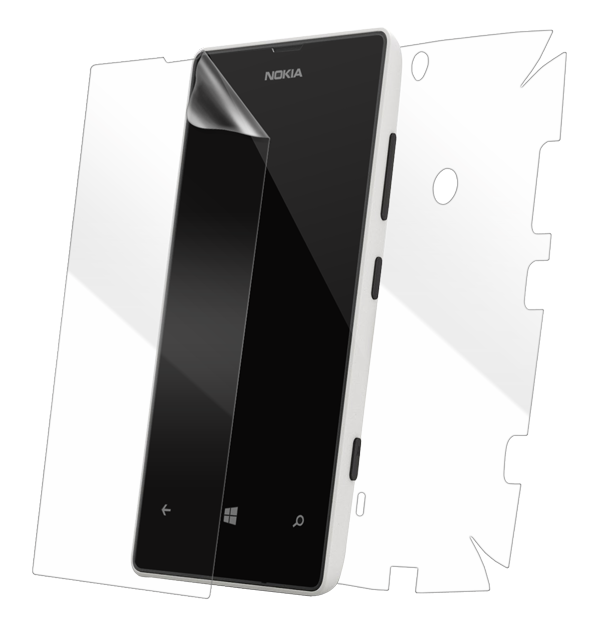 Nokia Lumia 520/525 Screen Protector