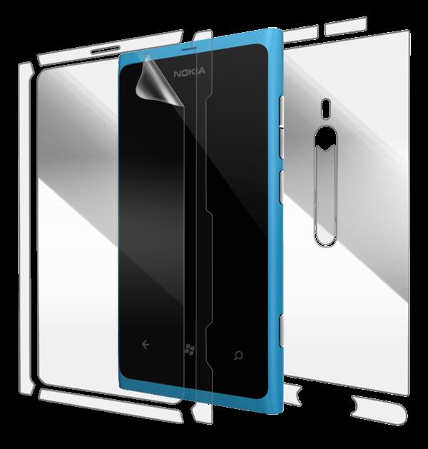 Nokia Lumia 800 Screen Protector / Skins