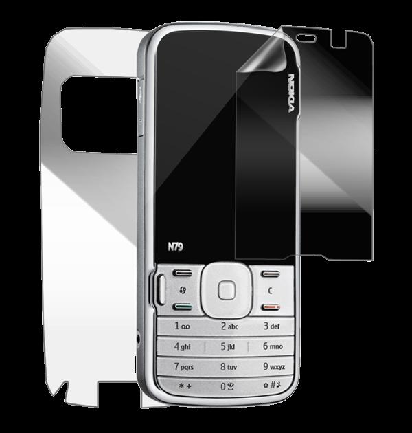 Nokia N79 Screen Protector / Skins