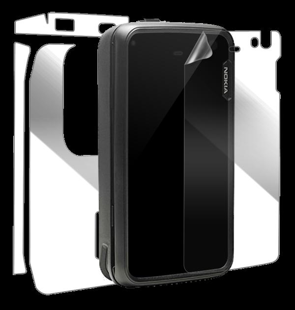 Nokia N900 Screen Protector / Skins