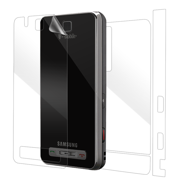 Samsung Behold  Screen Protector / Skins