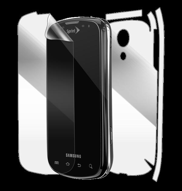 Samsung Epic 4G Screen Protector / Skins