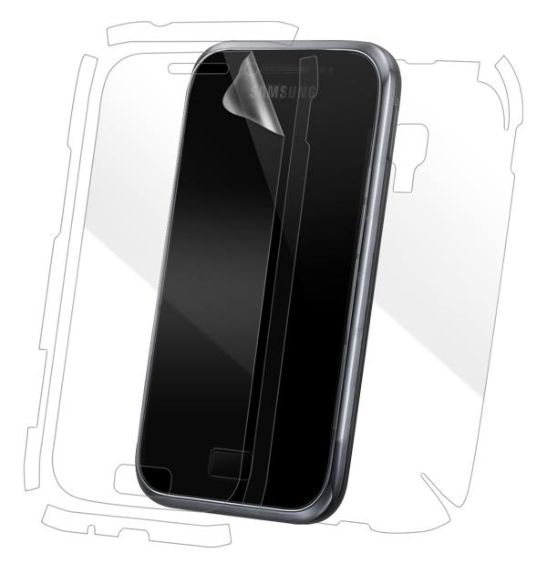 Samsung Galaxy Ace 2 I8160 Screen Protector / Skins