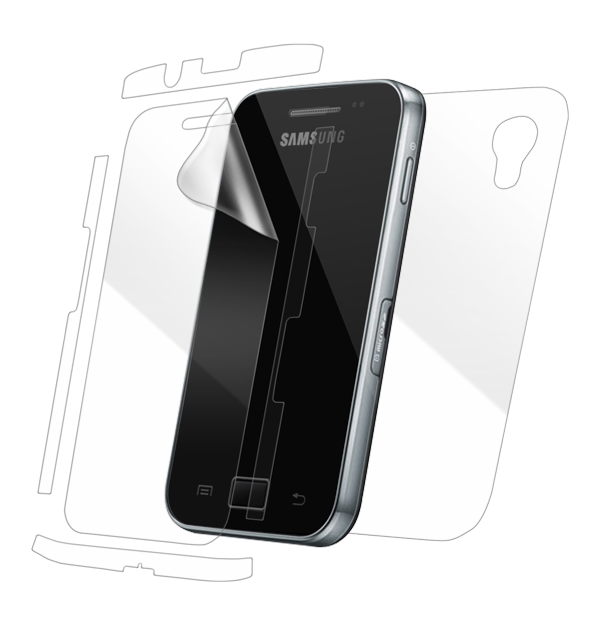 Samsung Galaxy Ace S5830 Screen Protector / Skins