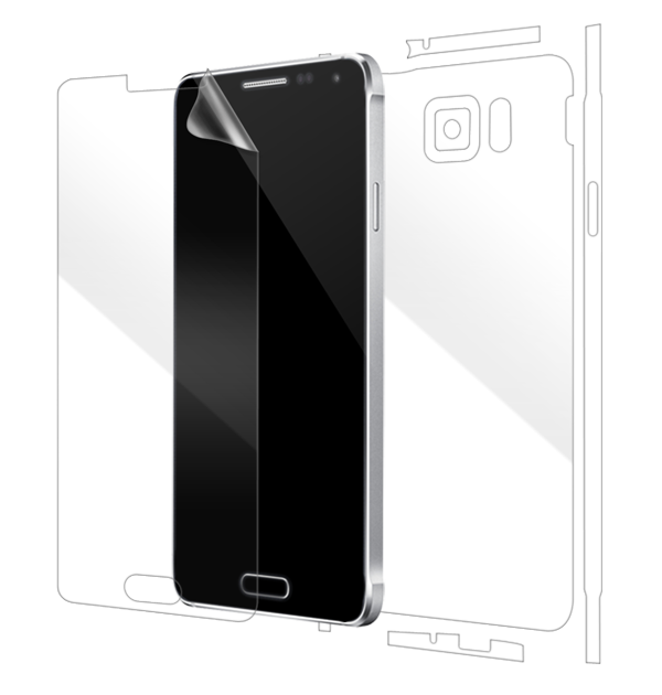 Samsung Galaxy Alpha Screen Protector