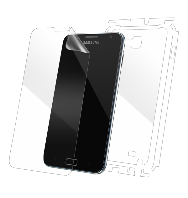 Samsung Galaxy Note Screen Protector / Skins