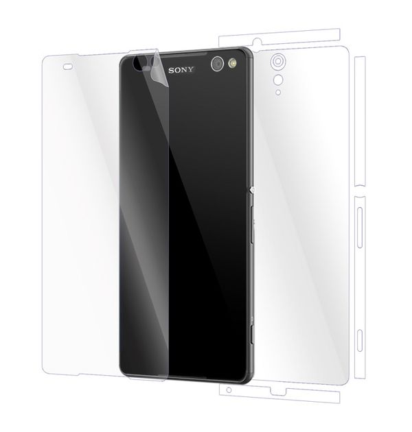 Sony Xperia C5 Ultra Screen Protector